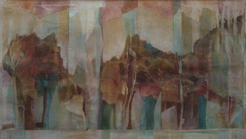 Fractured Landscape II