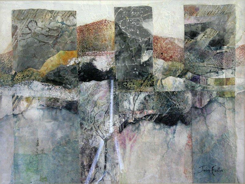 Fractured Landscape III