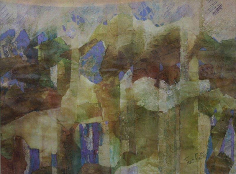 Fractured Landscape I